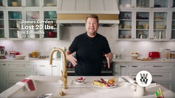WW TV Spot, 'Zero Points: Free Trial' Featuring James Corden - 14 commercial airings