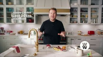 WW TV Spot, 'Let Me Show You How: Phone Right There Free Trial' Featuring James Corden - Thumbnail 2