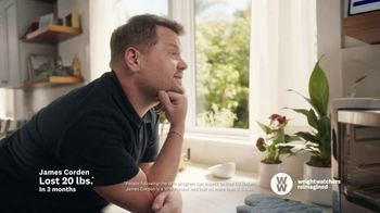 WW TV Spot, 'Let Me Show You How: Phone Right There Free Trial' Featuring James Corden - Thumbnail 6