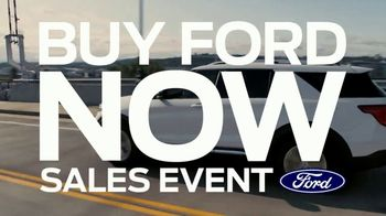Buy Ford Now Sales Event TV Spot, 'Buy Now: SUVs' [T2] - Thumbnail 2
