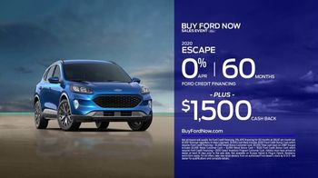 Buy Ford Now Sales Event TV Spot, 'Buy Now: SUVs' [T2] - Thumbnail 6