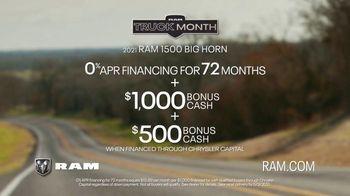 Ram Trucks Truck Month TV Spot, 'I'm a Ram: Neighbor' Song by Chris Stapleton [T2] - Thumbnail 7