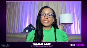 FOX Soul TV Spot, 'The Tammi Mac Late Show'
