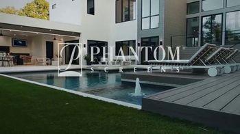 Phantom Screens TV Spot, 'Transform Your Living Spaces' - Thumbnail 9