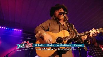 ARS Rescue Rooter TV Spot, 'Concert' - Thumbnail 5