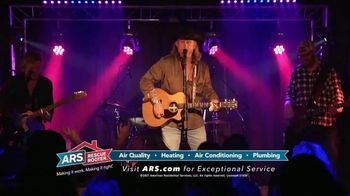 ARS Rescue Rooter TV Spot, 'Concert' - Thumbnail 6