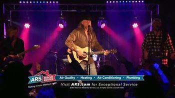 ARS Rescue Rooter TV Spot, 'Concert' - Thumbnail 8