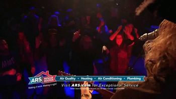 ARS Rescue Rooter TV Spot, 'Concert' - Thumbnail 9