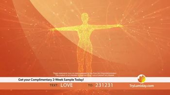 Lumiday Radiance Within TV Spot, 'Never Thought' - Thumbnail 4