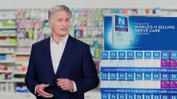 Nervive Nerve Relief TV Spot, 'Relief for Nerve Aches & Discomfort'