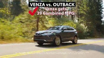 2021 Toyota Venza TV Spot, 'Nothing Else Compares' [T2] - Thumbnail 5