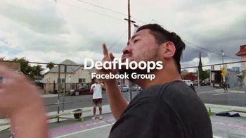 Facebook Groups TV Spot, 'DeafHoops' Song by Betty Hutton