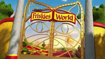 Friskies TV Spot, 'Friskies World: Keeps Getting Better' - Thumbnail 1