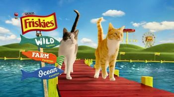 Friskies TV Spot, 'Friskies World: Keeps Getting Better' - Thumbnail 2