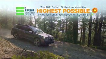 Subaru Love Spring Event TV Spot, 'Camping: Outback' [T2] - Thumbnail 4