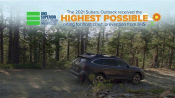 Subaru Love Spring Event TV Spot, 'Camping: Outback' [T2] - Thumbnail 5