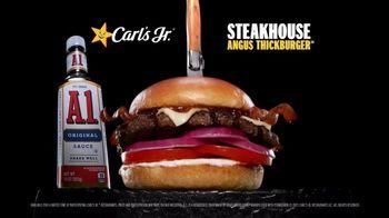 Carl's Jr. Steakhouse Angus Thickburger TV Spot, 'Chasing' - Thumbnail 8