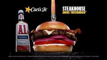 Carl's Jr. Steakhouse Angus Thickburger TV Spot, 'Chasing' - Thumbnail 7