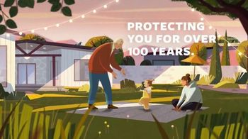 Mutual of Omaha TV Spot, \'Protect Your Kingdom: 100 Years\'