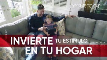Rooms to Go TV Spot, 'Invierte en tu hogar' [Spanish] - Thumbnail 1