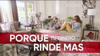 Rooms to Go TV Spot, 'Invierte en tu hogar' [Spanish] - Thumbnail 3