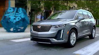 Cadillac Move Up TV Spot, 'Cuenta regresiva para el lujo' canción de DJ Shadow, Run the Jewels [Spanish] [T2] - Thumbnail 1