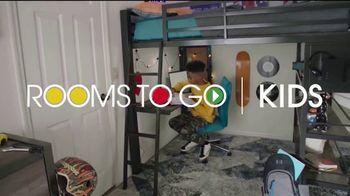 Rooms to Go Kids TV Spot, 'Cheque de estímulo económico'  [Spanish]
