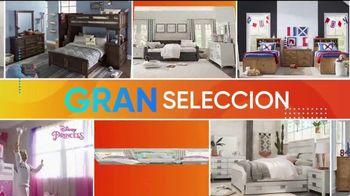 Rooms to Go Kids TV Spot, 'Cheque de estímulo económico'  [Spanish] - Thumbnail 5