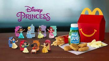 McDonald's Happy Meal TV Spot, 'My Favorite Disney Princess' - Thumbnail 9