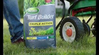 Scotts Turf Builder Triple Action TV Spot, 'It's Lawn Season' - Thumbnail 1