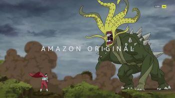 Amazon Prime Video TV Spot, 'Invincible: Becoming' - Thumbnail 2