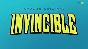 Amazon Prime Video TV Spot, 'Invincible: Becoming' - Thumbnail 8