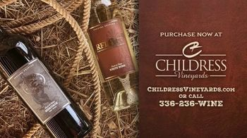 Childress Vineyards TV Spot, 'RFD TV & Cowboy Channel: Proud Partnership' - Thumbnail 8