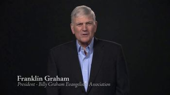 Billy Graham Evangelistic Association TV Spot, 'Uncertainty and Fear' - Thumbnail 2