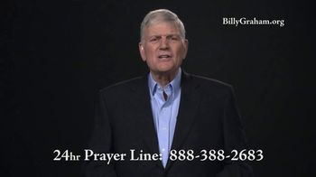 Billy Graham Evangelistic Association TV Spot, 'Uncertainty and Fear' - Thumbnail 8