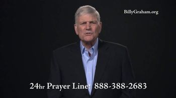 Billy Graham Evangelistic Association TV Spot, 'Uncertainty and Fear' - Thumbnail 9