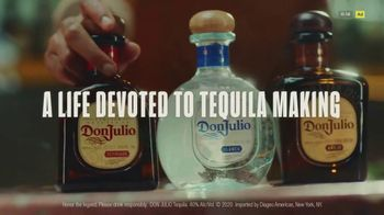 Don Julio TV Spot, 'The Legend of the Family Man'