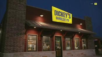 Dickey's BBQ Anniversary Meal TV Spot, '80th Year' - Thumbnail 1
