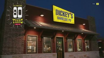 Dickey's BBQ Anniversary Meal TV Spot, '80th Year' - Thumbnail 2