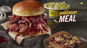 Dickey's BBQ Anniversary Meal TV Spot, '80th Year' - Thumbnail 3