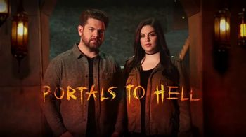 Discovery+ TV Spot, 'Portals to Hell' - Thumbnail 1