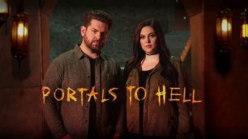 Discovery+ TV Spot, 'Portals to Hell' - Thumbnail 7