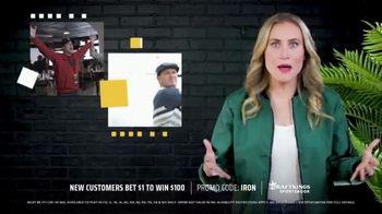 DraftKings Sportsbook TV Spot, 'Tradition' Featuring Bryson DeChambeau - Thumbnail 4
