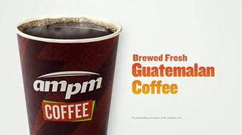 AmPm Guatemalan Coffee TV Spot, 'Night Owl' - Thumbnail 7