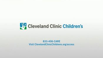 Cleveland Clinic Children's TV Spot, 'Like Our Own' - Thumbnail 8