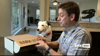 BarkBox TV Spot, 'New Toys and Treats Every Month' Ft. Zak George, Song by Swirling Ship - Thumbnail 1