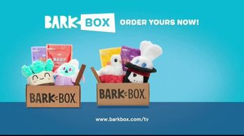 BarkBox TV Spot, 'New Toys and Treats Every Month' Ft. Zak George, Song by Swirling Ship - Thumbnail 8