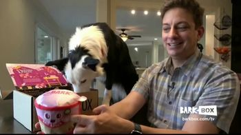 BarkBox TV Spot, 'New Toys and Treats Every Month' Ft. Zak George, Song by Swirling Ship - Thumbnail 3