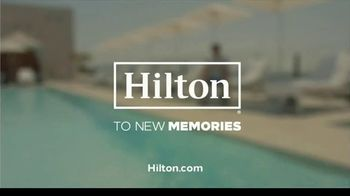 Hilton Hotels Worldwide TV Spot, 'To New Memories: Nothing But Time' - Thumbnail 10