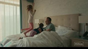 Hilton Hotels Worldwide TV Spot, 'To New Memories: Nothing But Time'